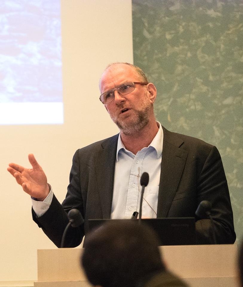 Jetzt ansehen: Vortrag von Prof. Dr. Jeroen van Merriёnboer an der Universität Freiburg ist online